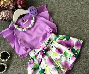 baby clothes, clothes, and girls image