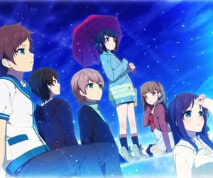 anime, shojo, and cute image
