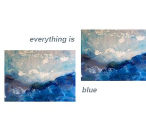blue, header, and layouts image
