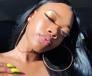 makeup and melanin image