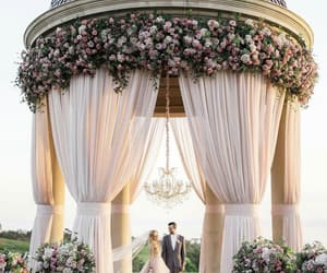 mariage, wedding, and beautiful magnifique image