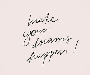 quotes, dreams, and pink image