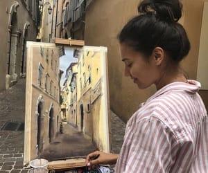 arab, art, and artist image