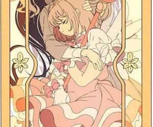 sakura, card captor sakura, and card captor image