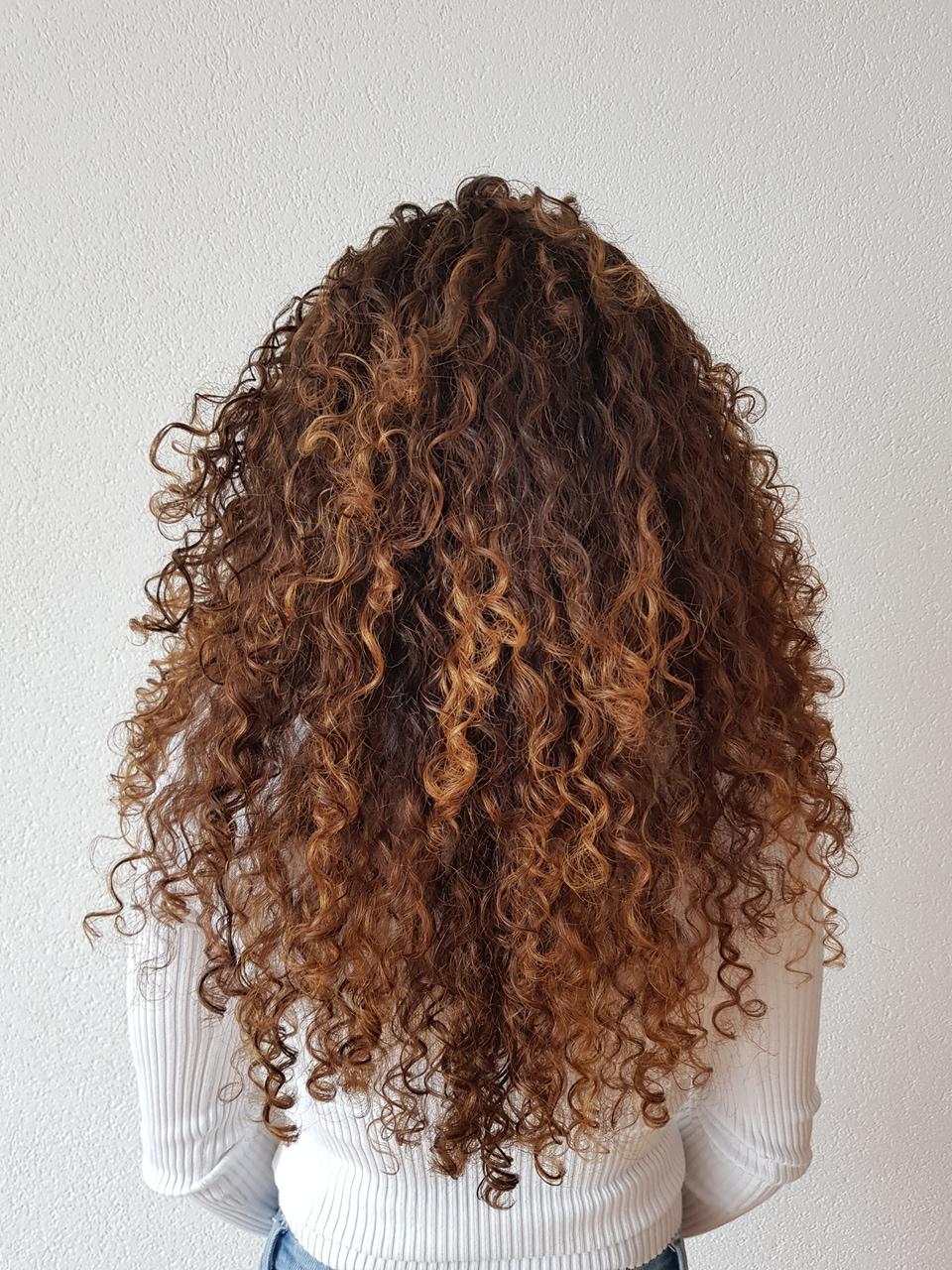 curly hair, hair, and black hair image