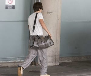 canada, Harry Styles, and airport image