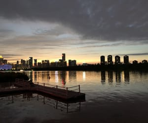 beijing, dawn, and night image