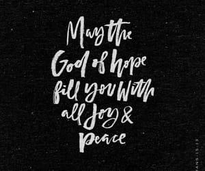 joy, love, and faith image