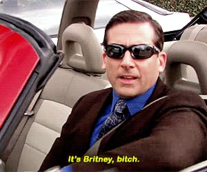funny, gif, and steve carrell image