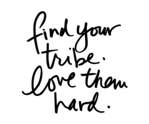quotes, words, and tribe image