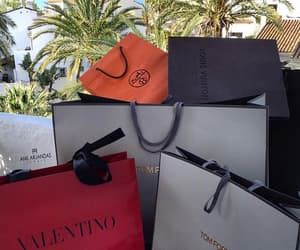 luxury, Valentino, and shopping image