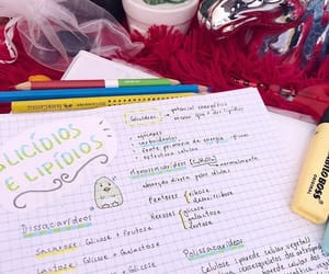 lettering, estudos, and studyblr image