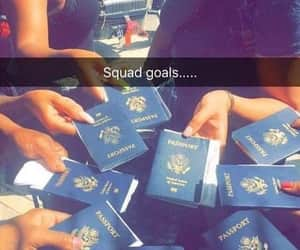 goals, squad, and girls image