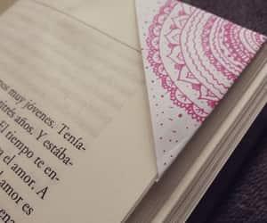 diy, pink, and libros image