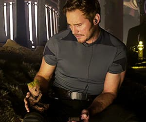 gif, guardians of the galaxy, and Marvel image