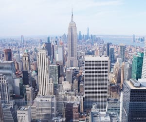 empire state building, luxury, and luxury lifestyle image
