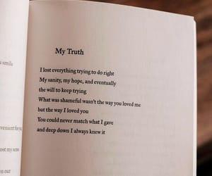 broken, deep, and heartbroken image