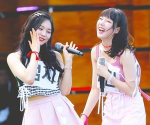 umji, jung yerin, and kim yewon image