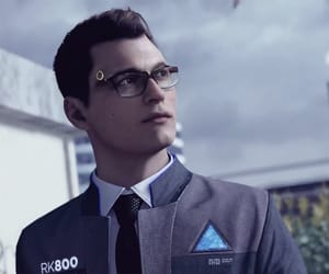 Connor, dbh, and games image