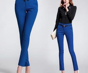 blue pants image