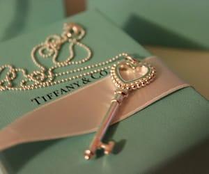 key, tiffany, and necklace image