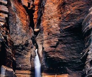 australia, nature photography, and waterfalls image