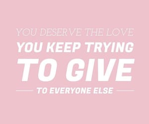 pink, quotes, and insperation image