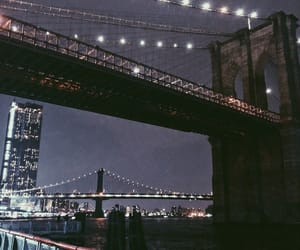 Brooklyn, brooklyn bridge, and building image