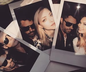 amanda seyfried, dominic cooper, and sky image