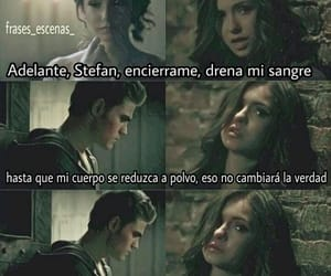 frases, the vampire diaries, and tvd image