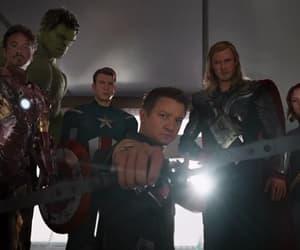 Hulk, captainamerica, and blackwidow image