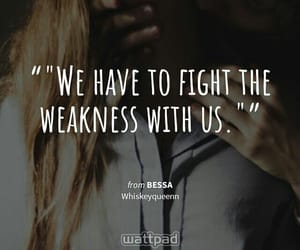 fight, quote, and we image