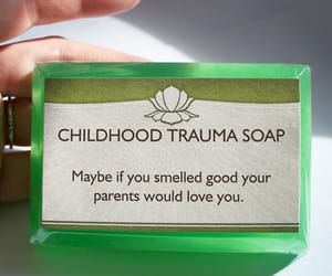 soap, funny, and lol image