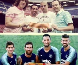 Barca, Barcelona, and leo messi image