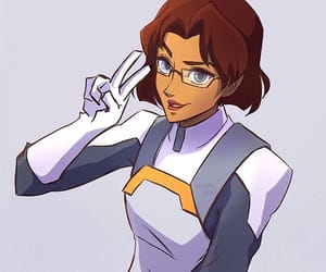 veronica, Voltron, and veronica mcclain image