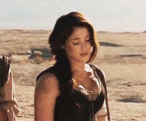 gemma arterton, hansel and gretel, and gif image