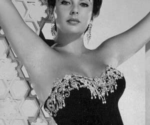 Elizabeth Taylor, black and white, and vintage image