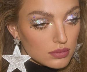 makeup, stars, and 90s image