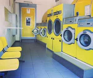 laundromat, laundry, and places image