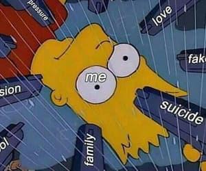 sad, anxiety, and depression image