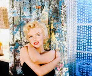 Marilyn Monroe and 50s image