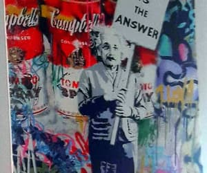 andy warhol, street art, and is the image