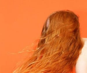 ginger, hair, and tumblr image