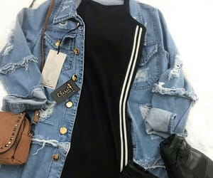 clothes, style, and jeans image