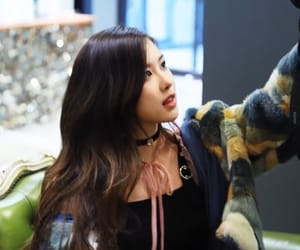 asian, rose, and chaeyoung image