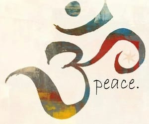 buddhism and peaceful religion image