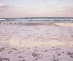 sea, ocean, and pastel image