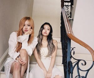 asian, rose, and chaennie image