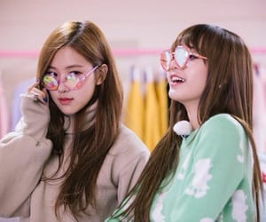asian, rose, and chaelisa image