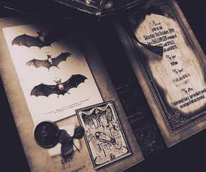 book, Halloween, and dark image